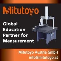 Logo - Mitutoyo Austria