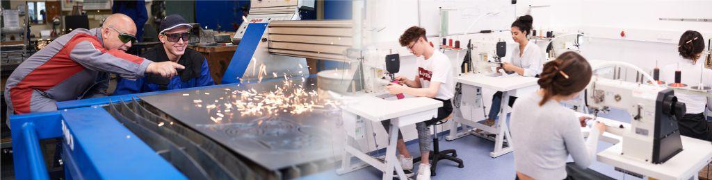 Werkstättenausbildung